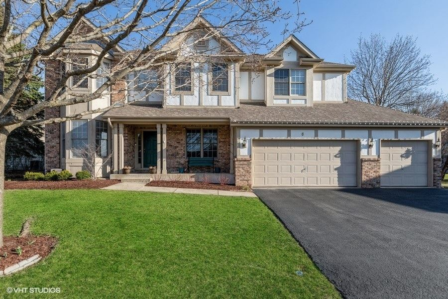 5 Sherwood Court, Lake in the Hills, IL 60156 - #: 11039853