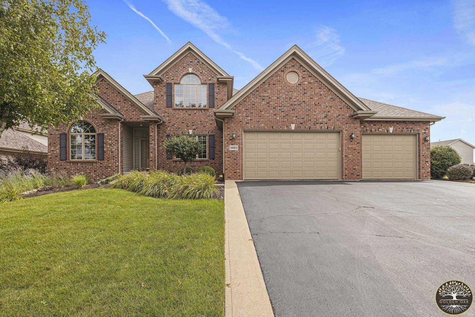 5003 Wil Acre Drive, Loves Park, IL 61111 - #: 11204854