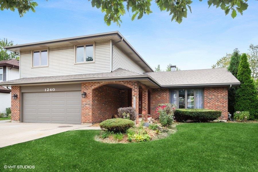 1240 Leeds Lane, Elk Grove Village, IL 60007 - #: 11240854