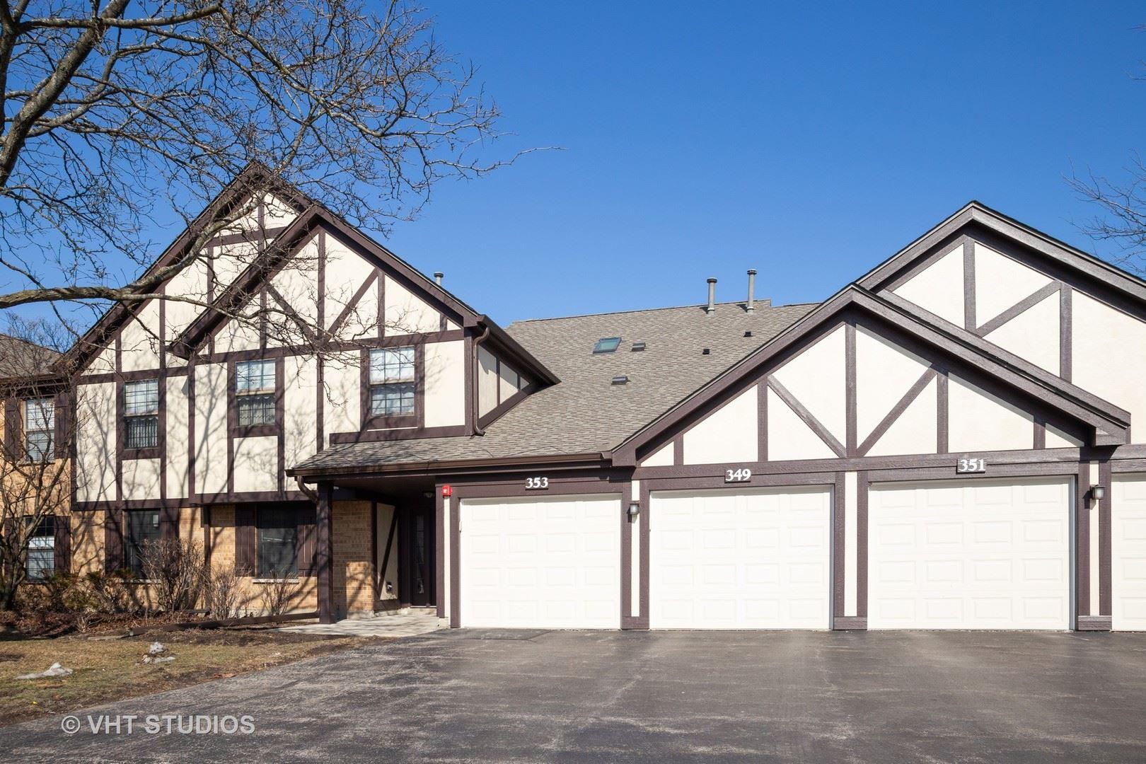 351 Elizabeth Drive #B, Wood Dale, IL 60191 - #: 10645855