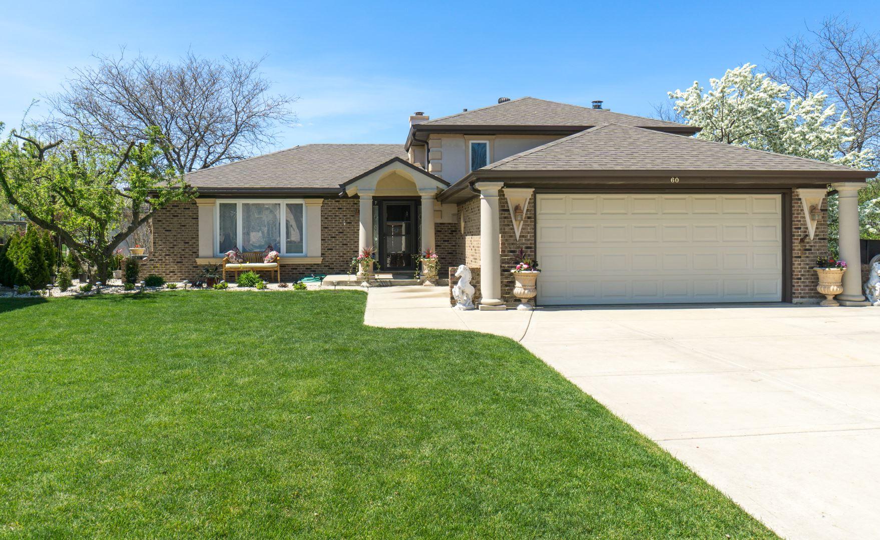 60 N Prairie Drive, Addison, IL 60101 - #: 10708855