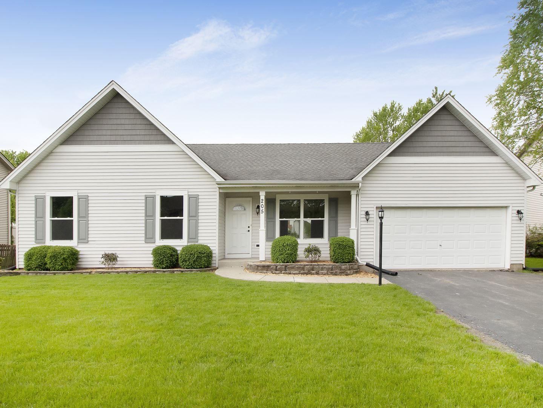 205 Turnbridge Drive, Shorewood, IL 60404 - #: 10723856