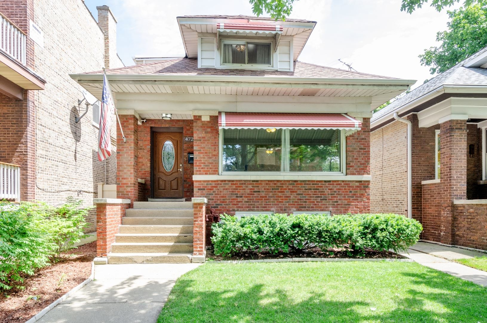 4729 N KEELER Avenue, Chicago, IL 60630 - #: 10802856