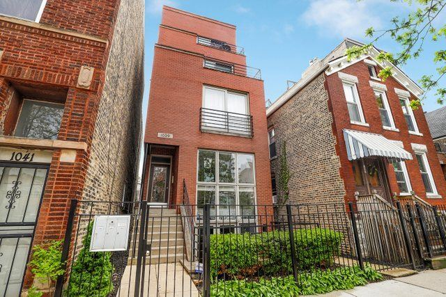 1039 N Hermitage Avenue #1, Chicago, IL 60622 - #: 10713857