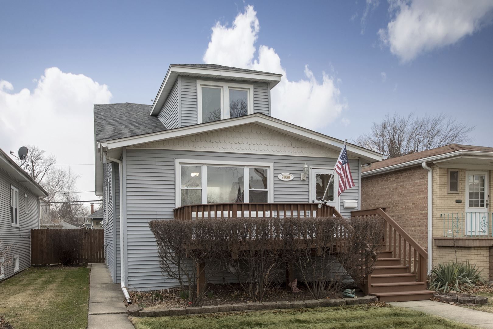 7030 N Overhill Avenue, Chicago, IL 60631 - #: 10669858