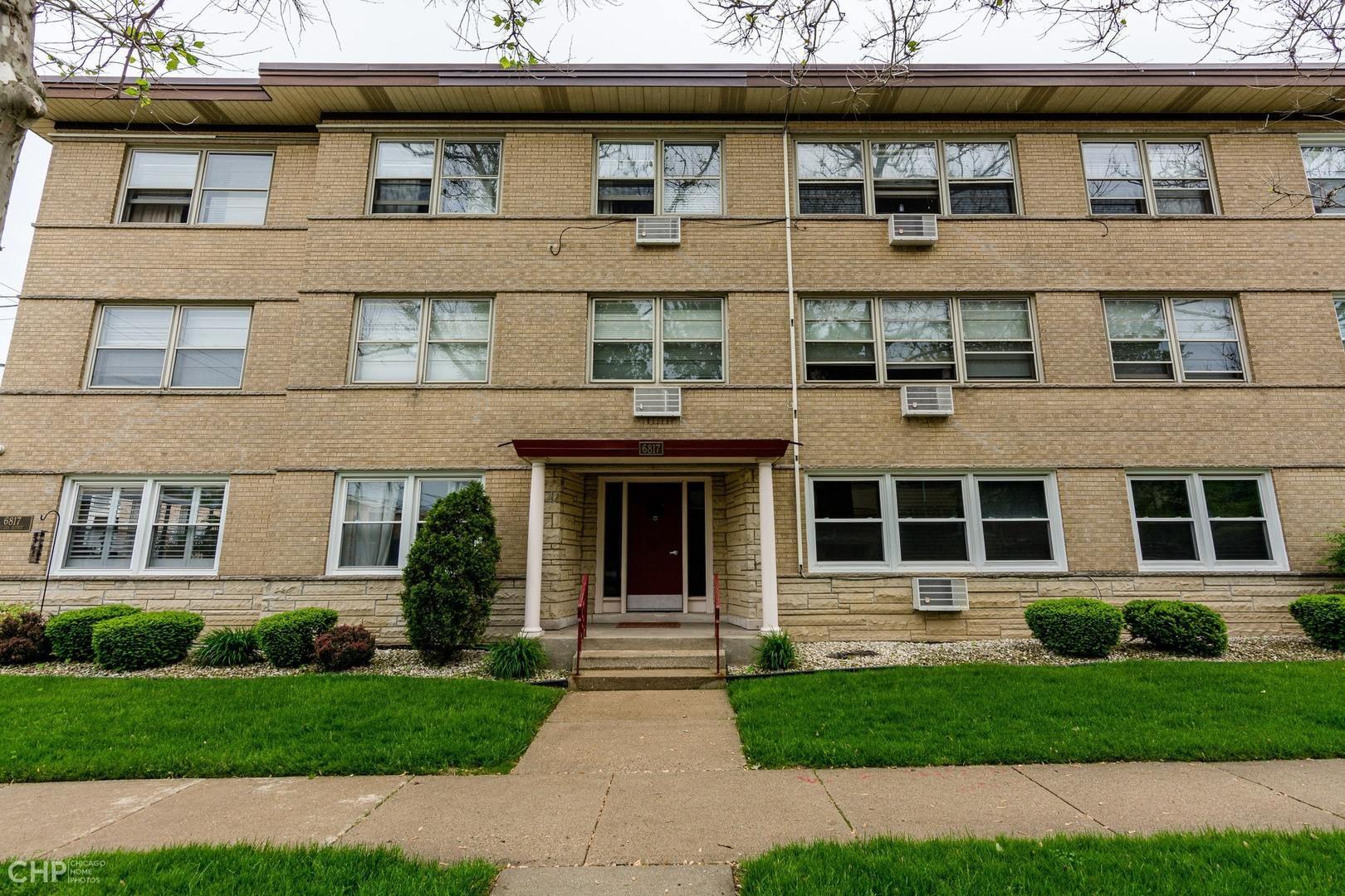 6817 N Ozark Avenue #2B, Chicago, IL 60631 - #: 10736858