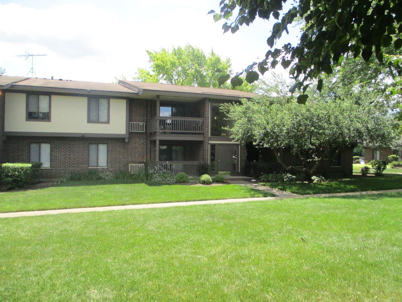 572 Somerset Lane #5, Crystal Lake, IL 60014 - #: 10985858