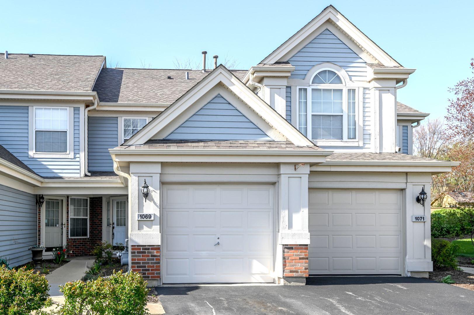 1069 Talbots Lane #105, Elk Grove Village, IL 60007 - #: 11063859