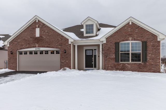 1042 Honey Locust Drive, Crystal Lake, IL 60012 - #: 10370860