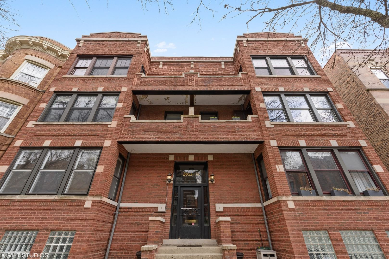 2851 N Burling Street #2S, Chicago, IL 60657 - #: 10781860