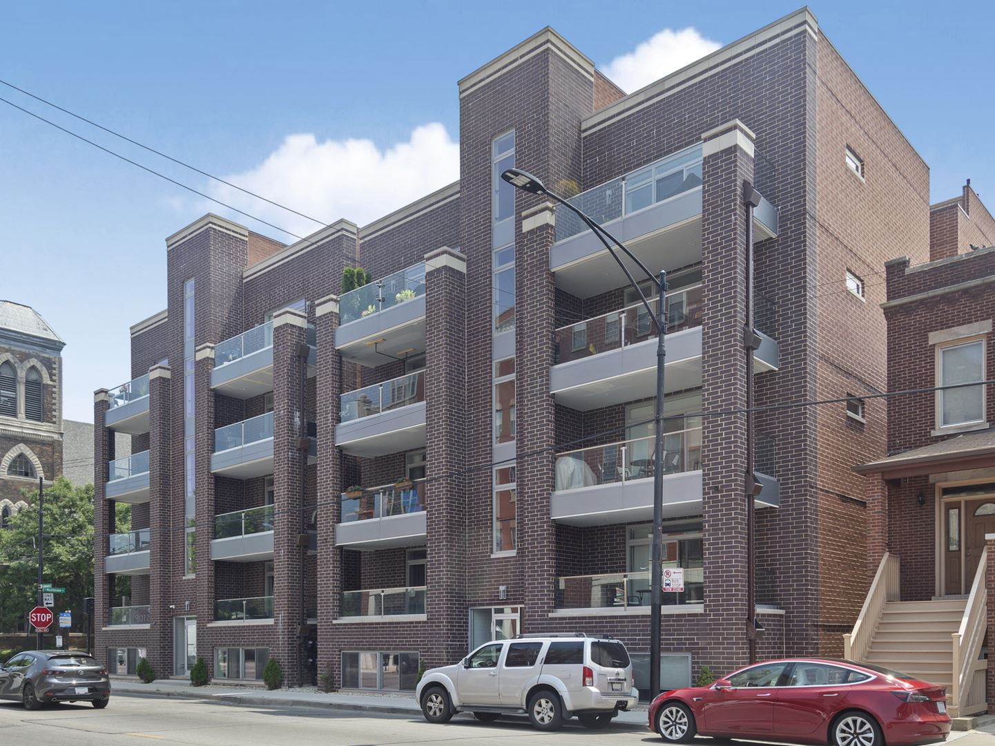 2707 W BELMONT Avenue #4E, Chicago, IL 60618 - MLS#: 10792860