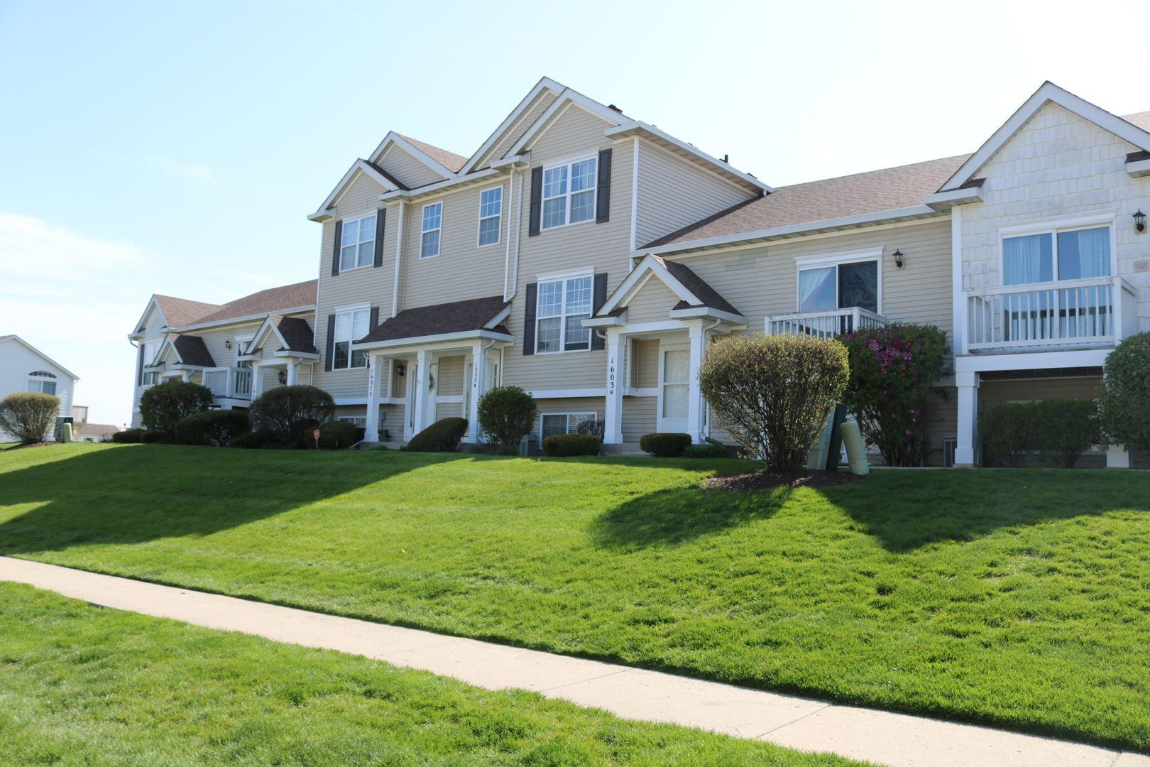 Photo of 1605 Fieldstone Drive, Shorewood, IL 60404 (MLS # 11068860)