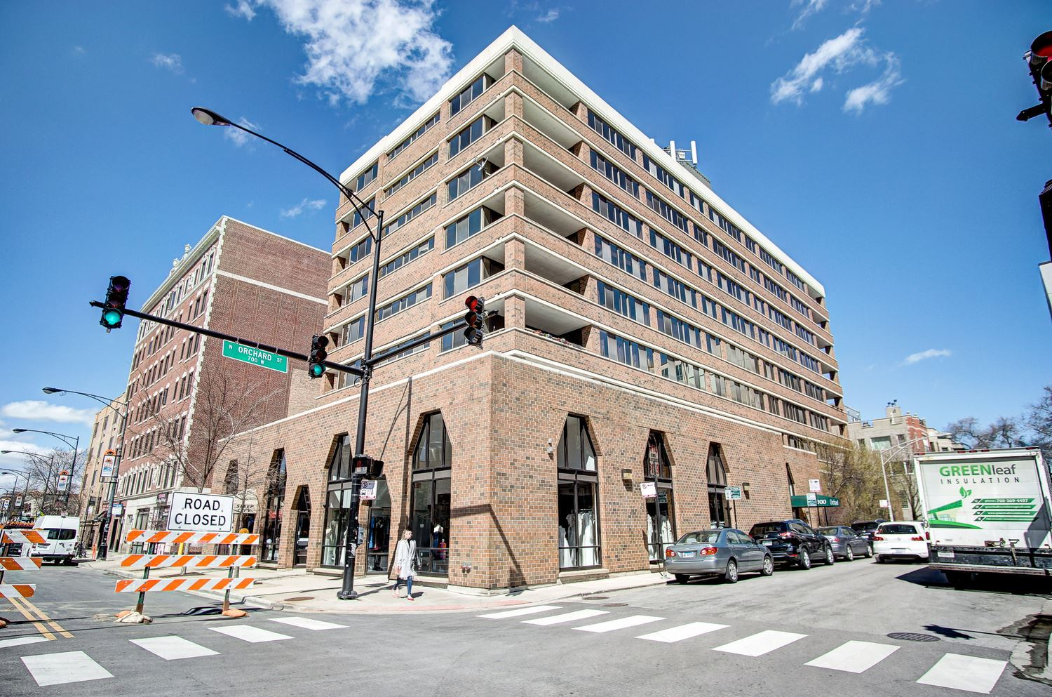 2800 N Orchard Street #805, Chicago, IL 60657 - #: 11225860