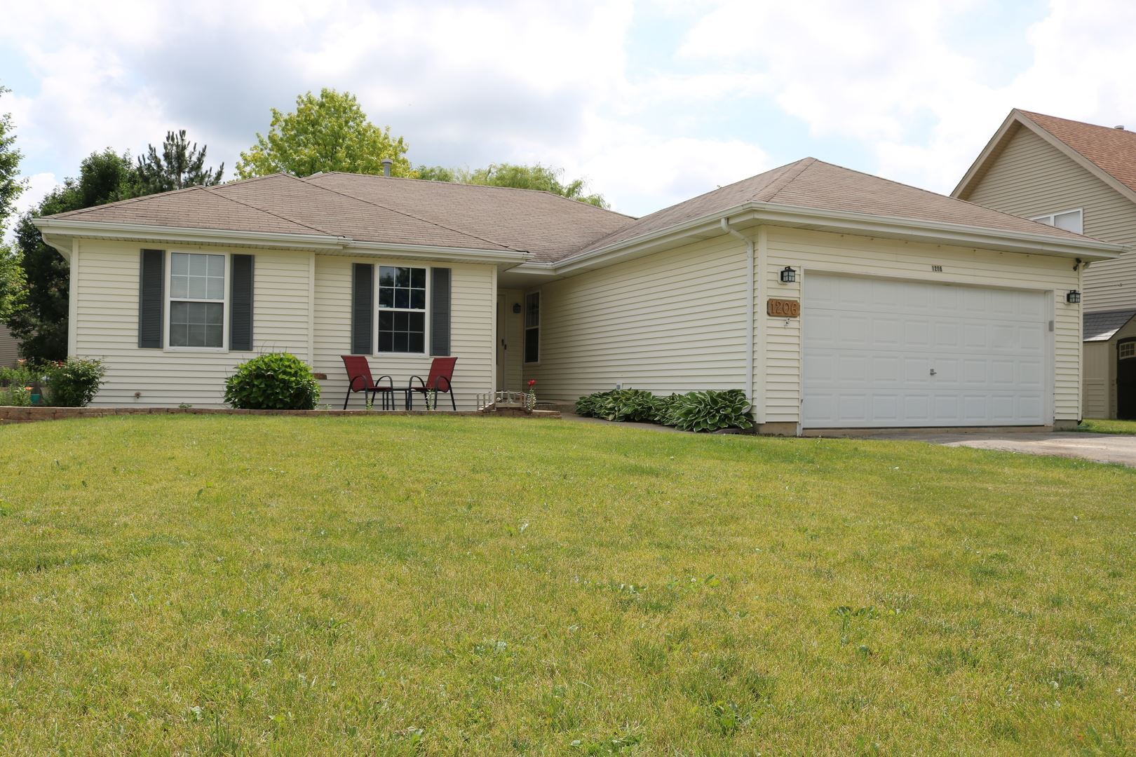 1206 Quail Drive, Plainfield, IL 60586 - #: 10763861