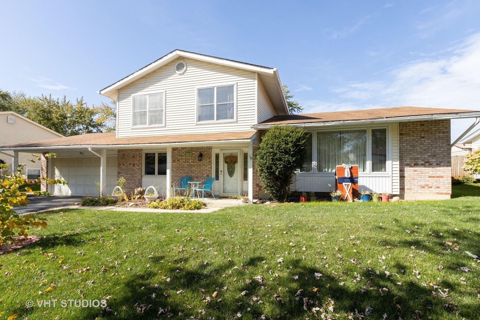 Photo of 601 N Ashbury Avenue, Bolingbrook, IL 60440 (MLS # 10902862)