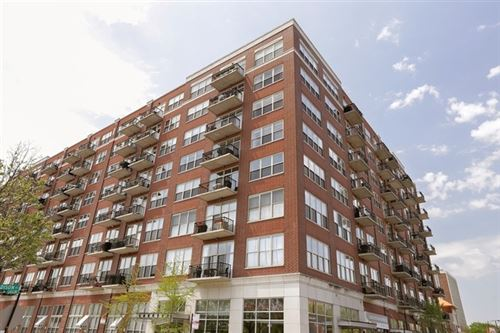 Photo of 6 South LAFLIN Street #822, Chicago, IL 60607 (MLS # 10645863)