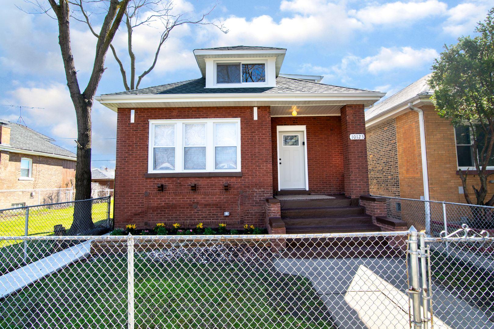 10123 S Hoxie Avenue, Chicago, IL 60617 - #: 10689863