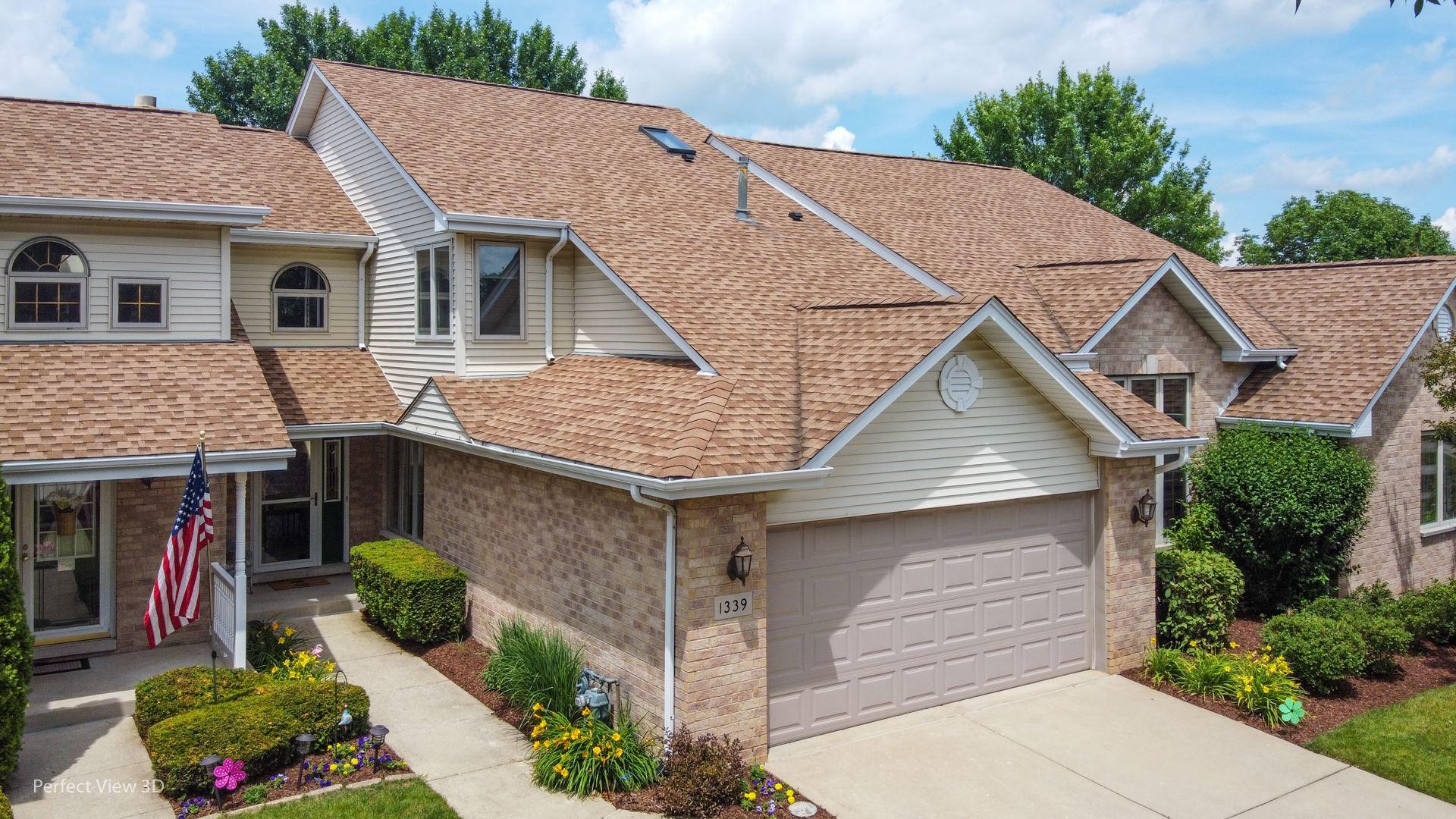 1339 Arbor Drive, Lemont, IL 60439 - #: 10763863