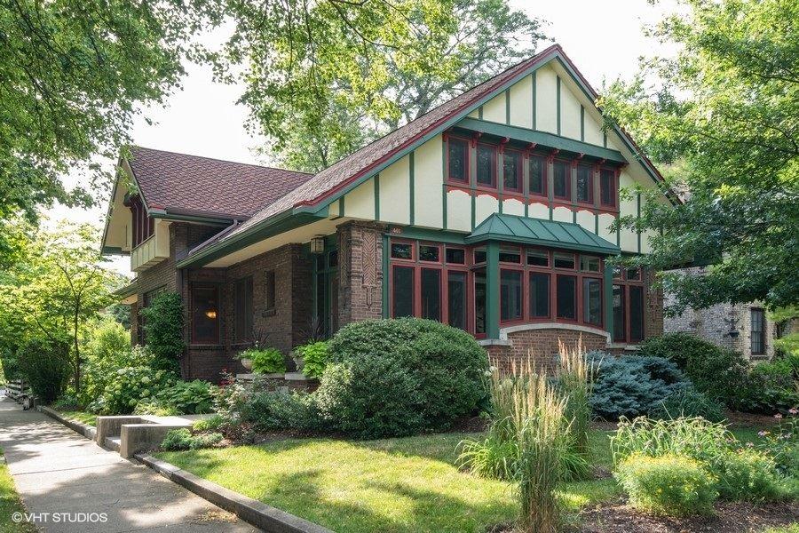 401 N Cuyler Avenue, Oak Park, IL 60302 - #: 10787863