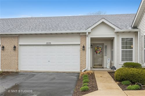 Photo of 1535 W Ludington Circle, Romeoville, IL 60446 (MLS # 11048864)