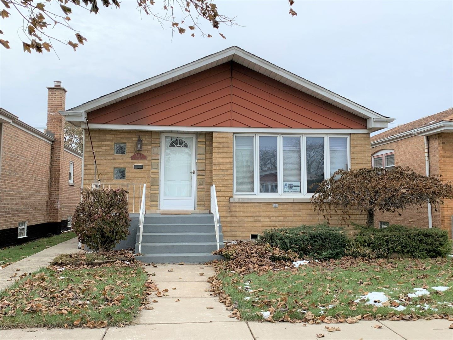 5834 S Mayfield Avenue, Chicago, IL 60638 - MLS#: 10704864