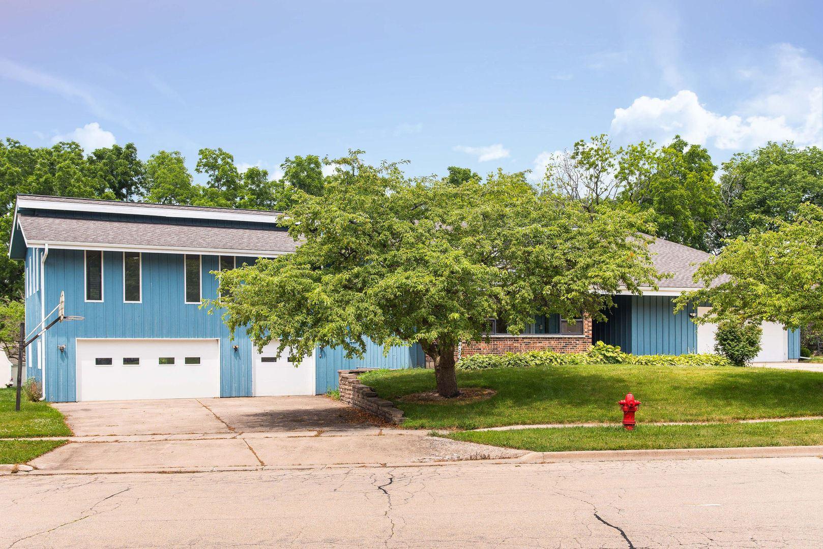 341 Greenwood North, De Kalb, IL 60115 - #: 10769864