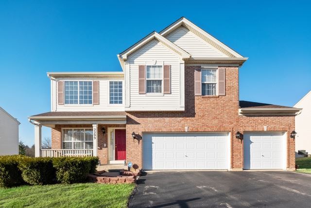 2299 Grand Pointe Trail, Aurora, IL 60504 - #: 10613865