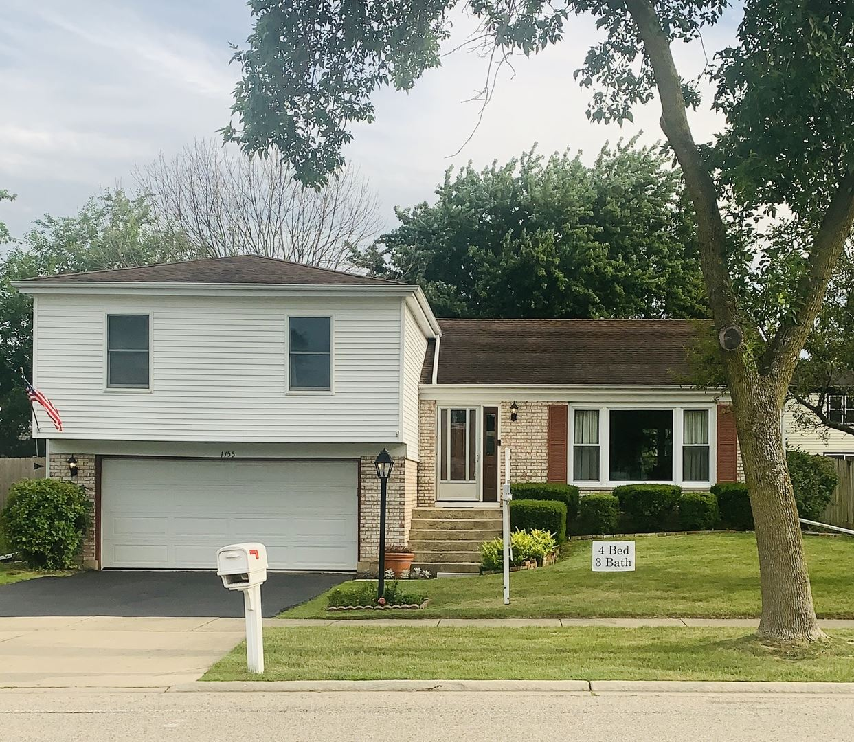 1155 MENSCHING Road, Roselle, IL 60172 - #: 10775866
