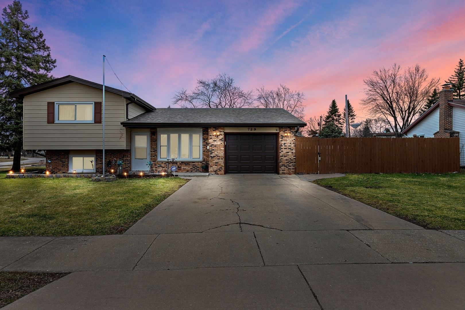 739 Terry Road, Glendale Heights, IL 60139 - #: 11023866