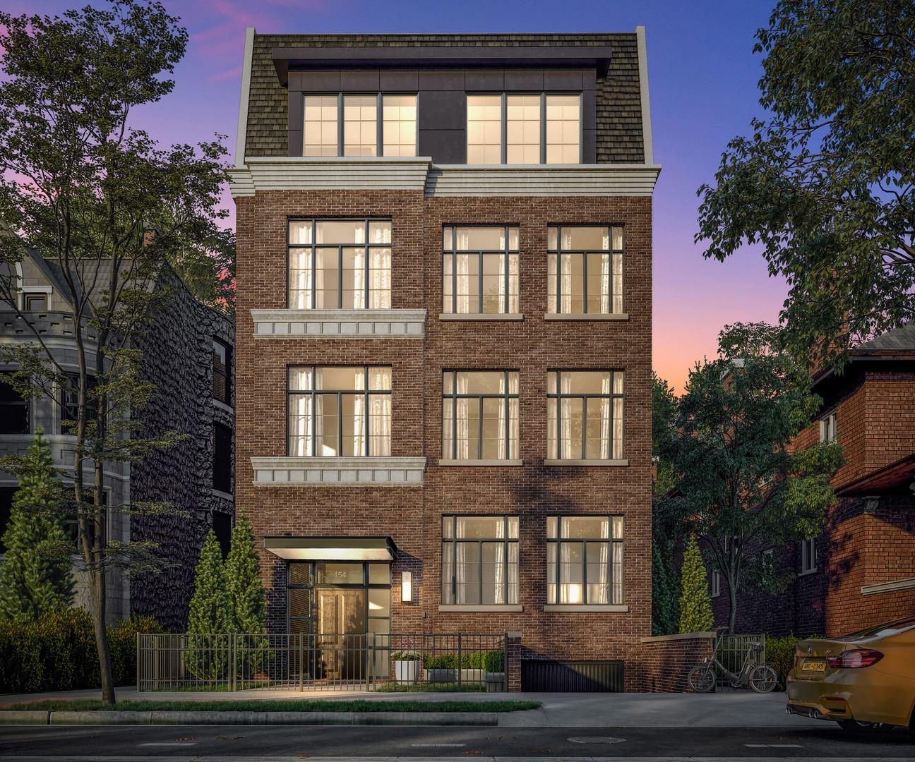 454 W Barry Avenue #PH, Chicago, IL 60657 - #: 10579867