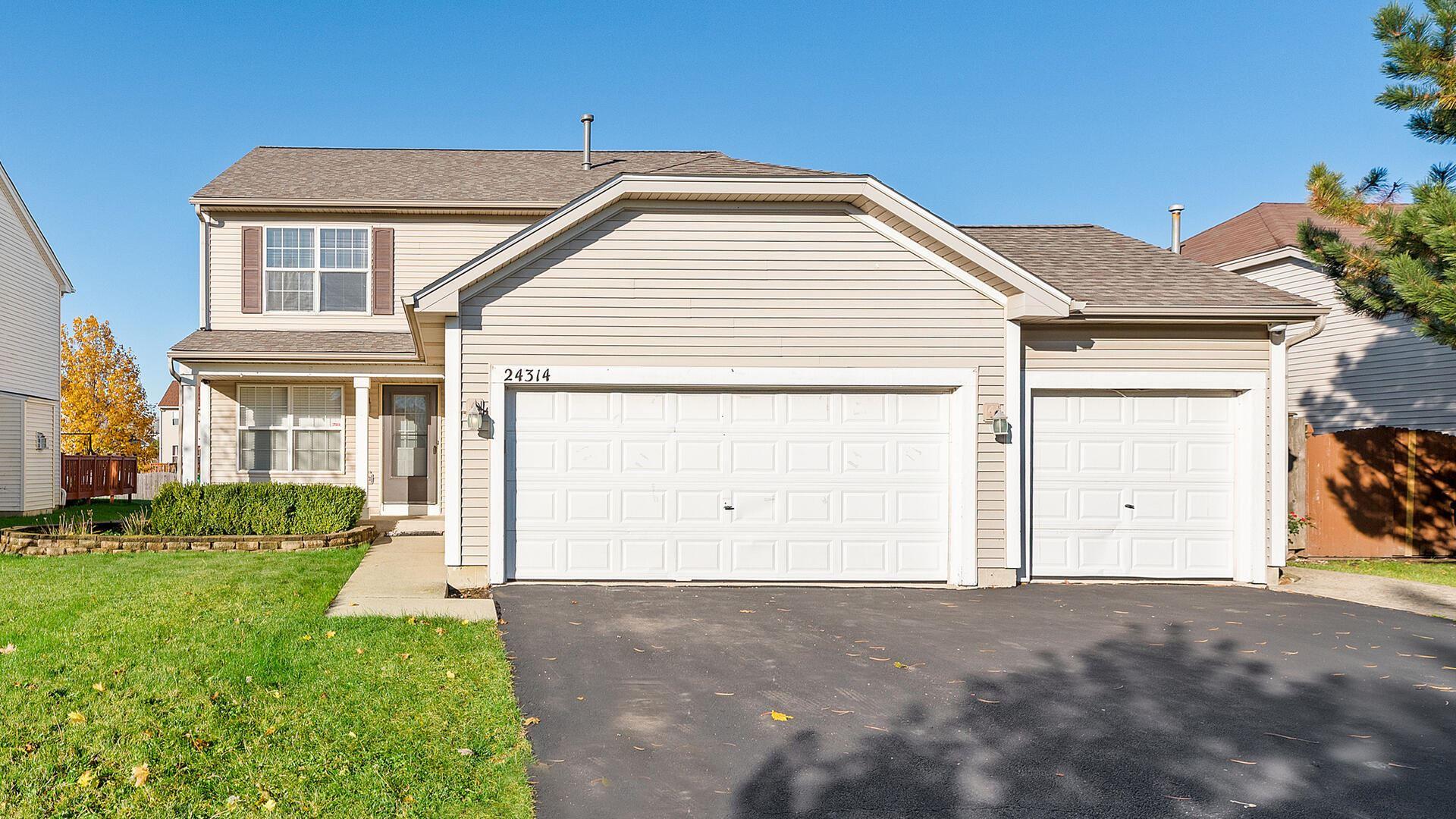 Photo of 24314 WALNUT Circle, Plainfield, IL 60585 (MLS # 10916867)