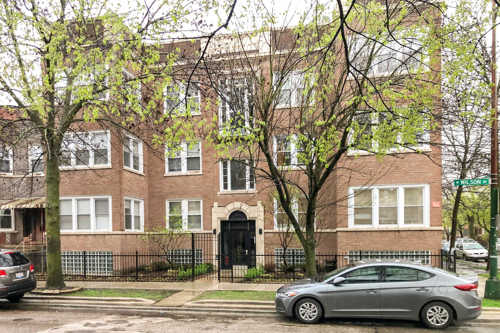 3059 W Wilson Avenue #1, Chicago, IL 60625 - #: 11113868