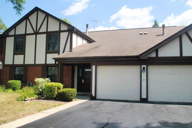 323 Woodbury Court UNIT D1, Schaumburg, IL 60193 - #: 10479869