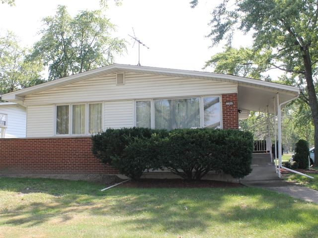 284 Tahoe Drive, Chicago Heights, IL 60411 - #: 10517871