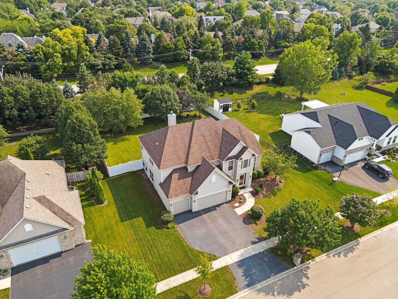 Photo of 108 Willowwood Drive N, Oswego, IL 60543 (MLS # 11165871)