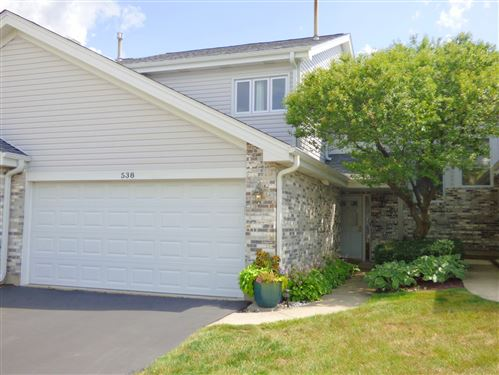 Photo of 538 Stone Gate Circle, Schaumburg, IL 60193 (MLS # 10803872)