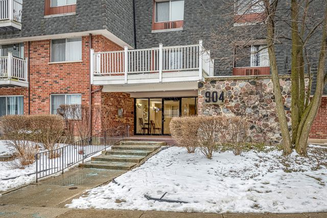 904 RIDGE Square #209, Elk Grove Village, IL 60007 - #: 10643872