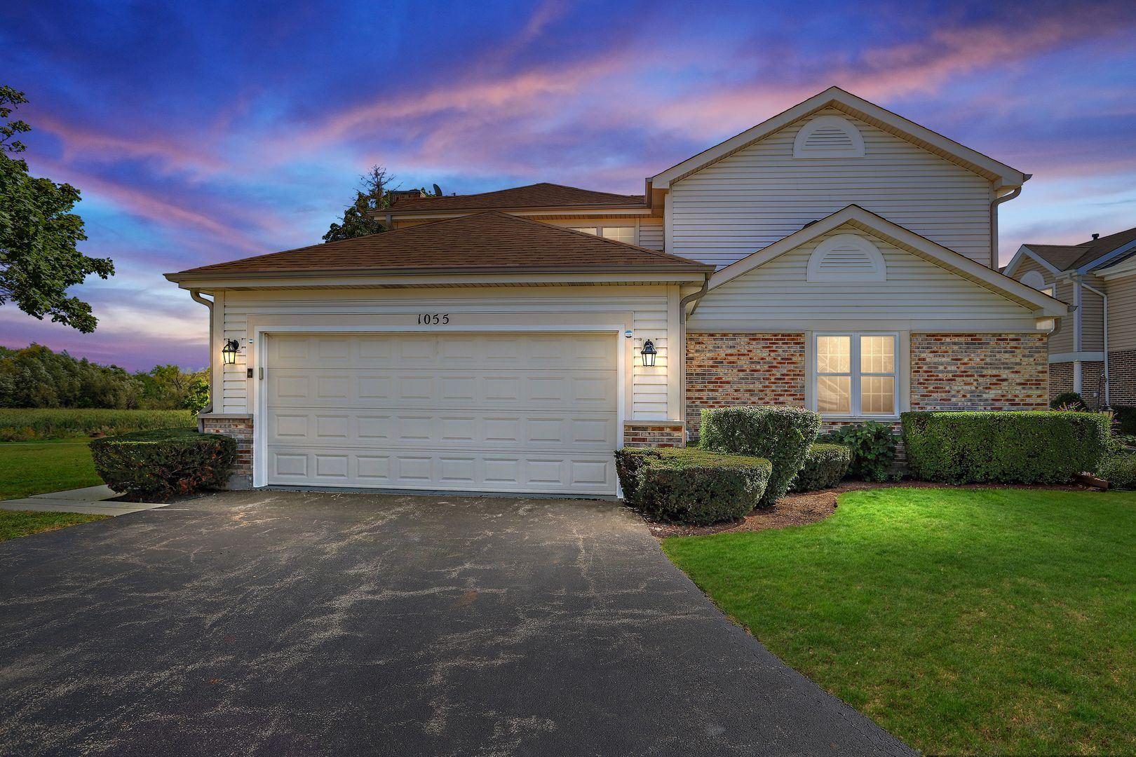 1055 Sweetflower Drive #1055, Hoffman Estates, IL 60169 - #: 11234872