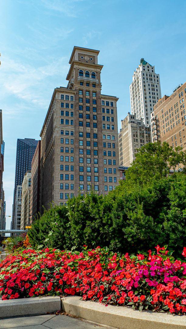 6 N MICHIGAN Avenue #906, Chicago, IL 60603 - #: 10850873