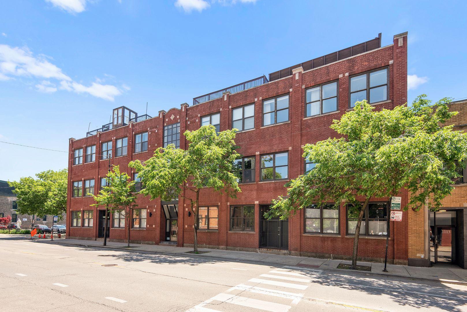 1101 W Armitage Avenue #205, Chicago, IL 60614 - #: 10740874