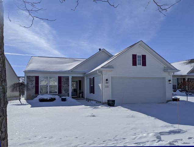 13389 Glenwood Drive, Huntley, IL 60142 - #: 10985874