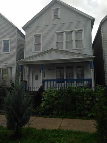 4852 S Paulina Street, Chicago, IL 60609 - #: 10496875