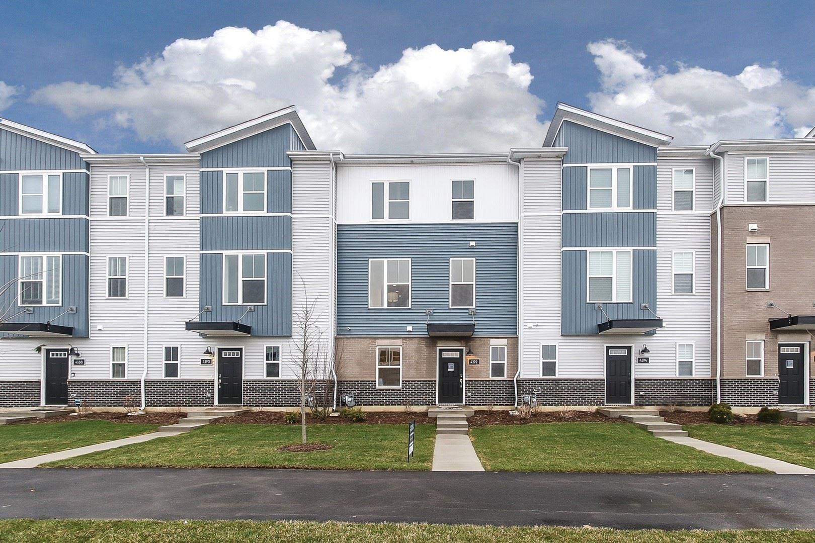 4192 Irving Lot #21.04 Road, Aurora, IL 60504 - #: 10573875