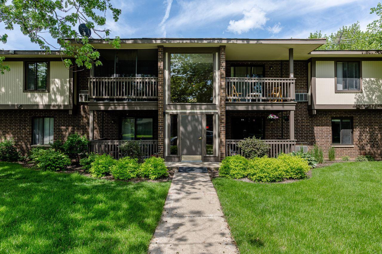 568 Somerset Lane #4, Crystal Lake, IL 60014 - #: 10788875