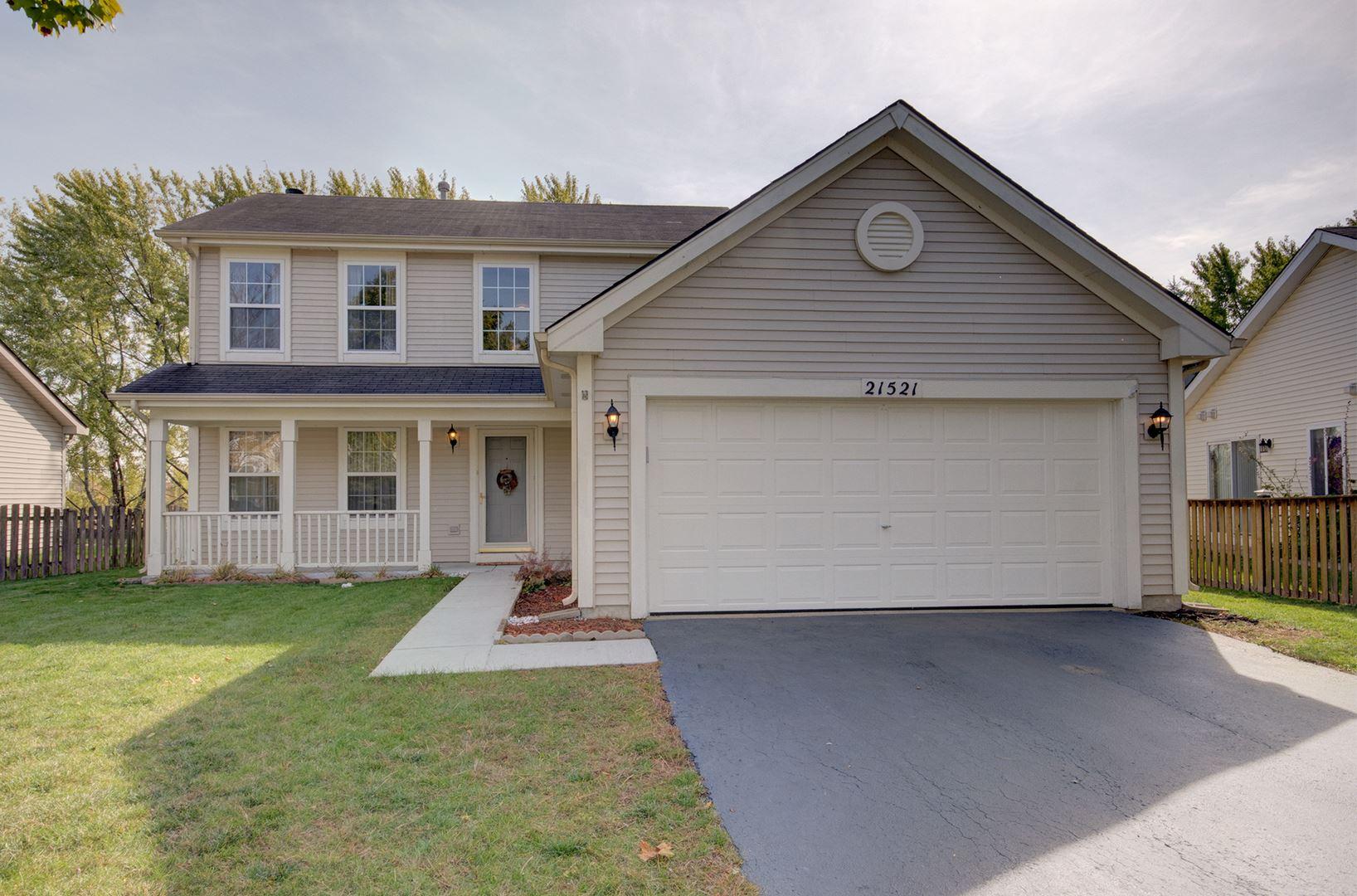 Photo of 21521 W Georgetown Drive, Plainfield, IL 60544 (MLS # 10914875)