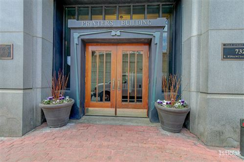 Photo of 732 S Financial Place #419, Chicago, IL 60605 (MLS # 11080876)