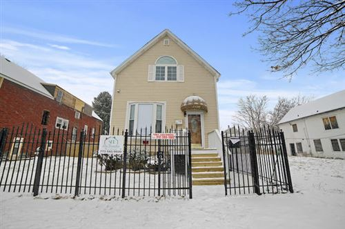 Photo of 5436 South Bishop Street, Chicago, IL 60609 (MLS # 10620877)
