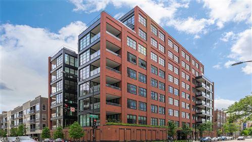 Photo of 1109 W WASHINGTON Boulevard #4A, Chicago, IL 60607 (MLS # 10946877)
