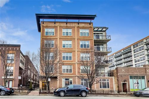 Photo of 1228 W MONROE Street #509, Chicago, IL 60607 (MLS # 10970877)
