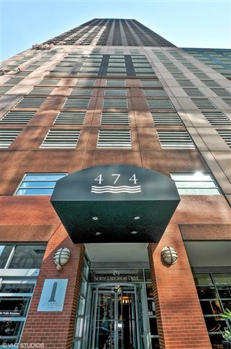 Photo of 474 N Lake Shore Drive #2801, Chicago, IL 60611 (MLS # 11080877)